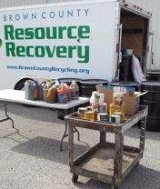 Resource Recovery Vehicle